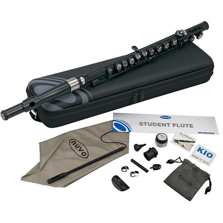 NuvoStudent Plastic Flute Kit