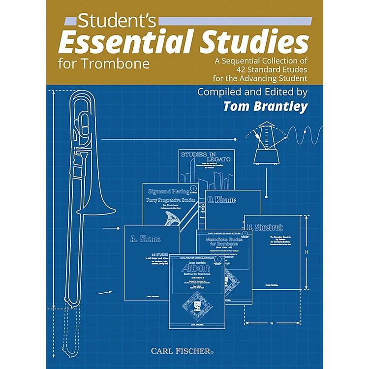 Carl FischerStudent's Essential Studies For Trombone