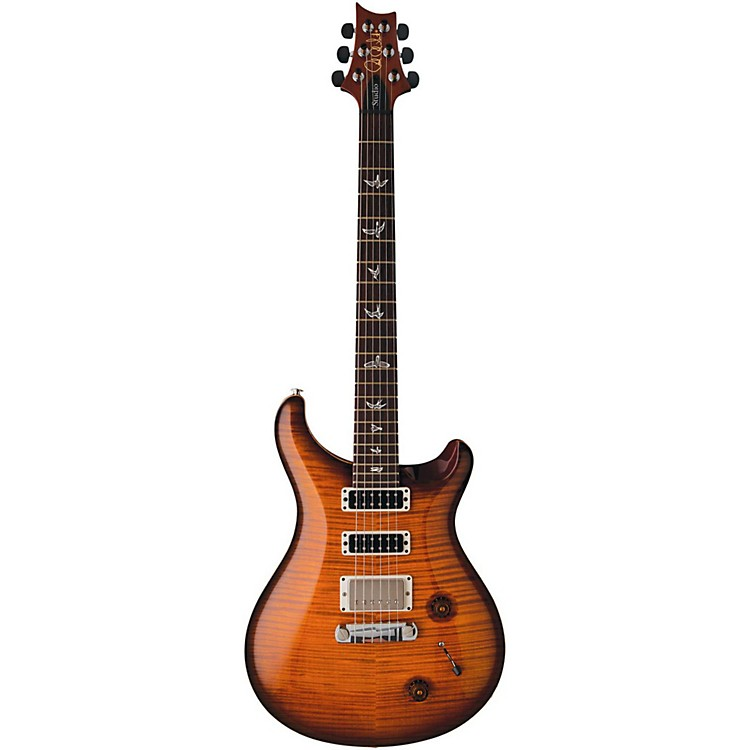 PRS Studio 10 Top With Pattern Thin Neck and Stoptail Electric Guitar