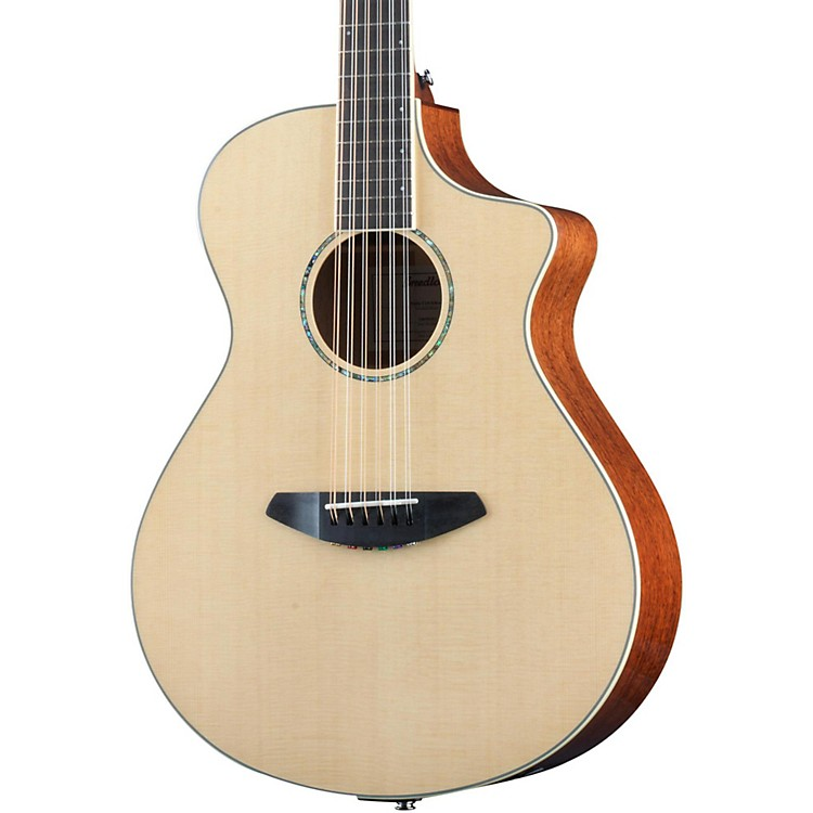 Breedlove Studio 12-String Acoustic-Electric Guitar Natural
