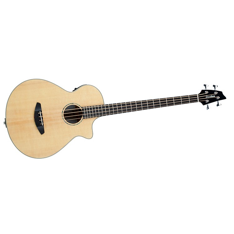 Breedlove Studio Acoustic-Electric Bass Natural