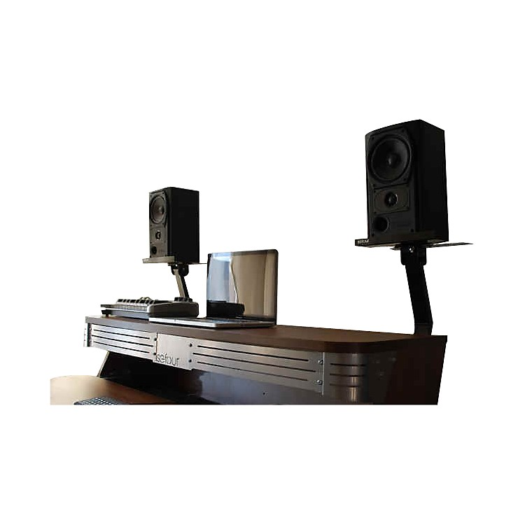 Sefour Studio DJ Desk Speaker Brackets