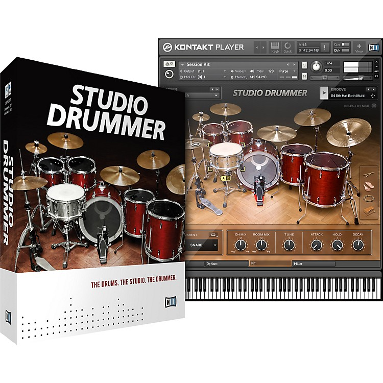 Native InstrumentsStudio Drummer