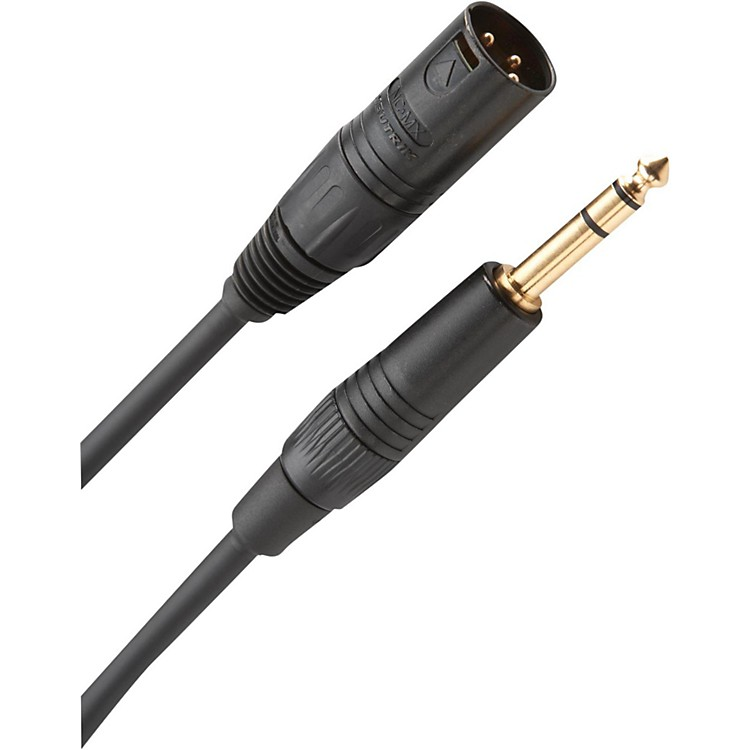 Monster Cable Studio Link 500 Interconnect TRS (M) - XLR (M)