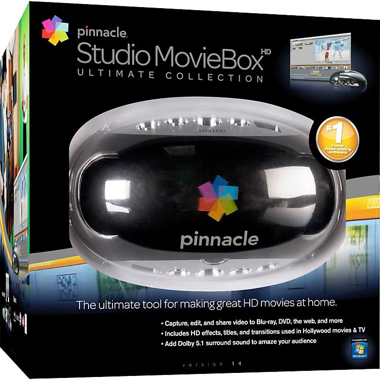 PinnacleStudio MovieBox Ultimate Collection 14