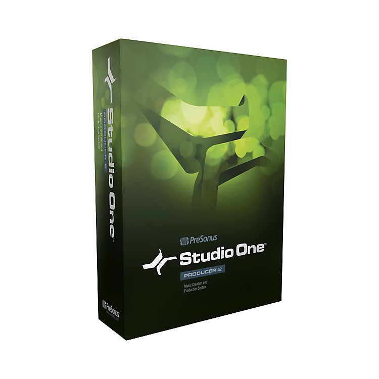 PreSonus Studio One 2.0 Professional Crossgrade