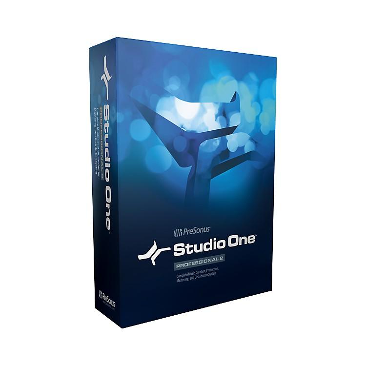 PreSonusStudio One Artist Version 1 to Professional 2.0 Upgrade