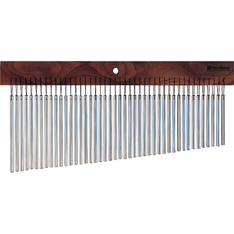 TreeWorks Studio Tree 44-Bar Single Row Thin Bar Chime