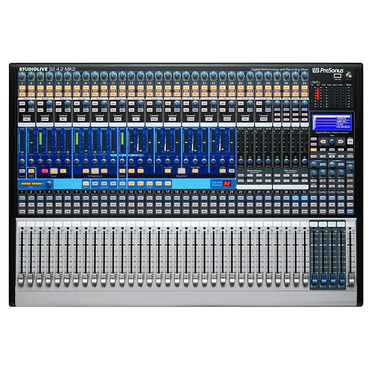 PreSonusStudioLive 32.4.2 AI 32-channel Digital Mixer with Active Integration