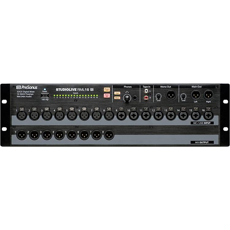PreSonusStudioLive RML 16AI 16-Channel Rackmount Digital Mixer