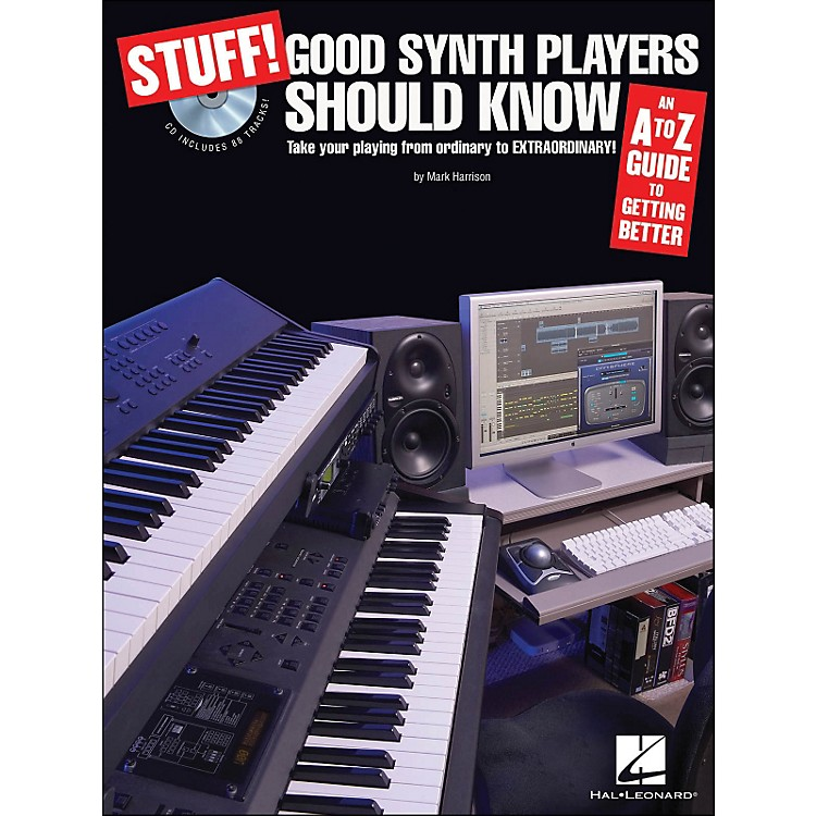 Hal Leonard Stuff! Good Synth Players Should Know (Book/CD) An A-Z Guide To Getting Better