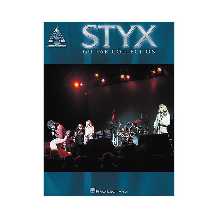 Hal LeonardStyx Guitar Collection Tab Songbook