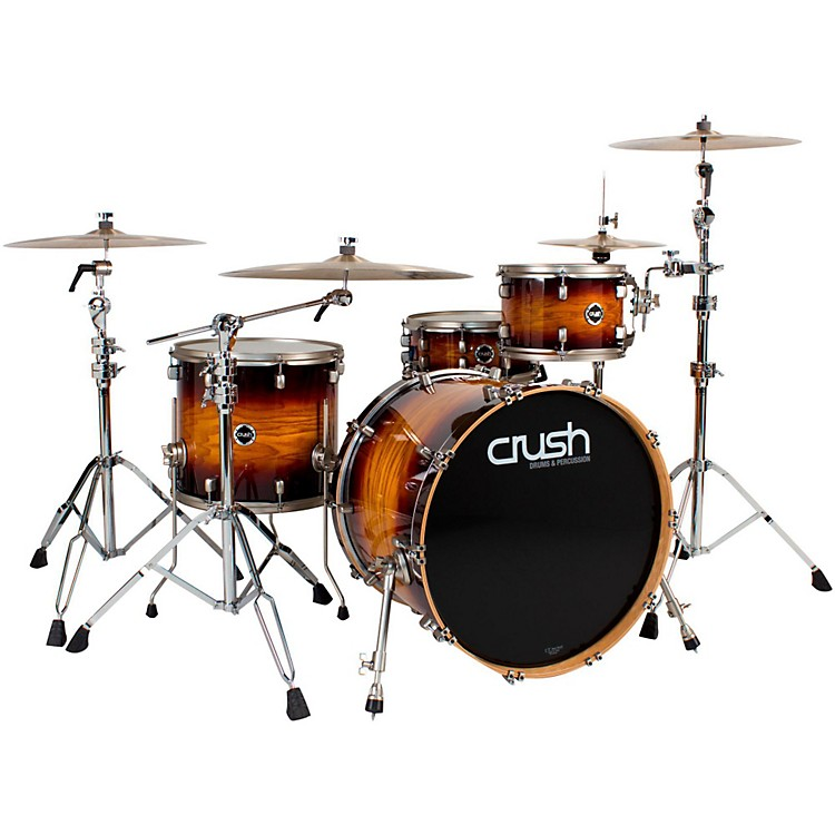 Crush Drums & PercussionSublime AXM 4-Piece Shell Pack with 22
