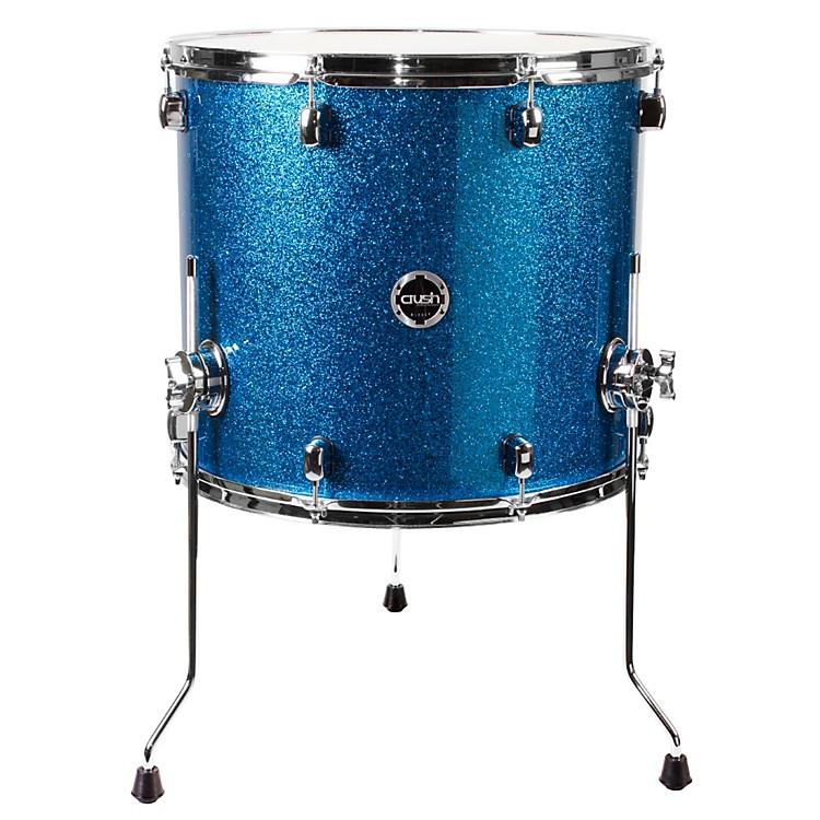 Crush Drums & PercussionSublime E3 Maple Floor Tom