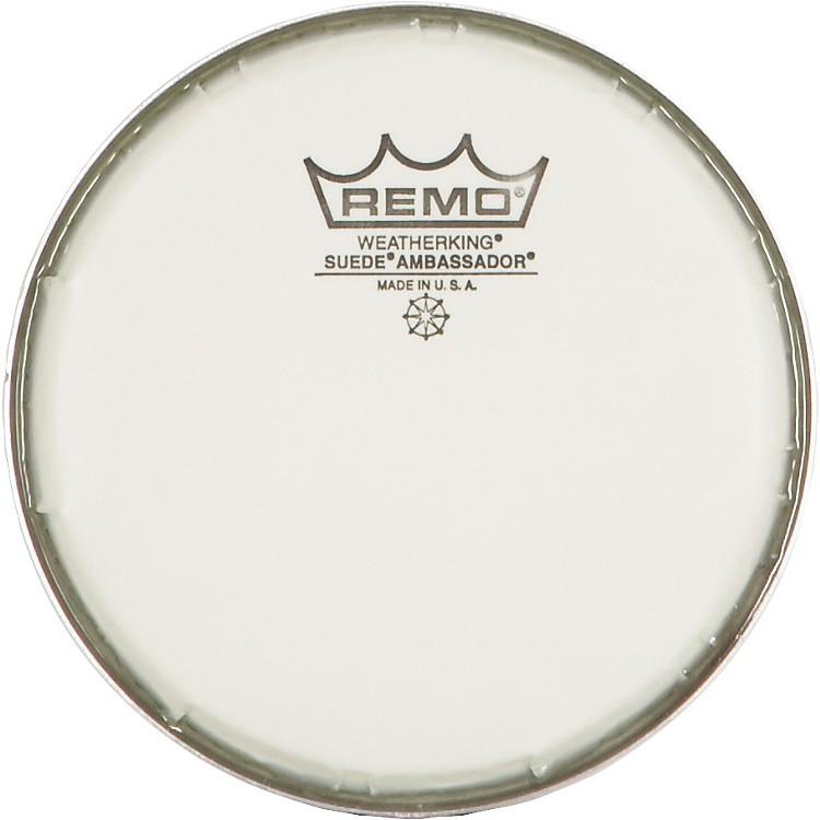 RemoSuede Ambassador Drum Heads6