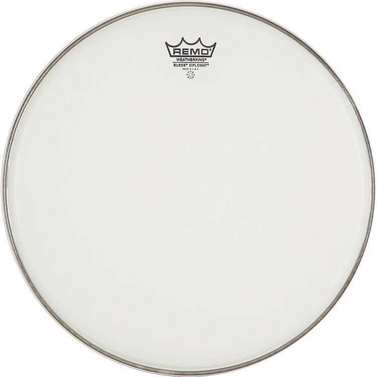 RemoSuede Diplomat Drum Heads14