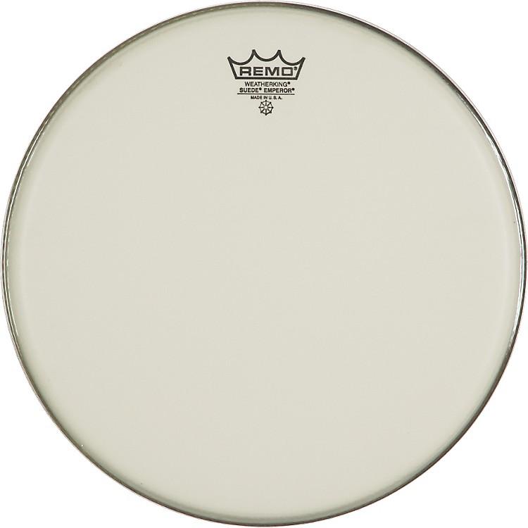 RemoSuede Emperor Drum Heads13 in.