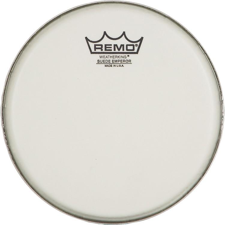 RemoSuede Emperor Drum Heads8 in.