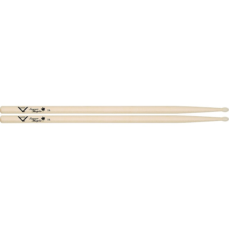Vater Sugar Maple Drum Sticks Nylon 7A