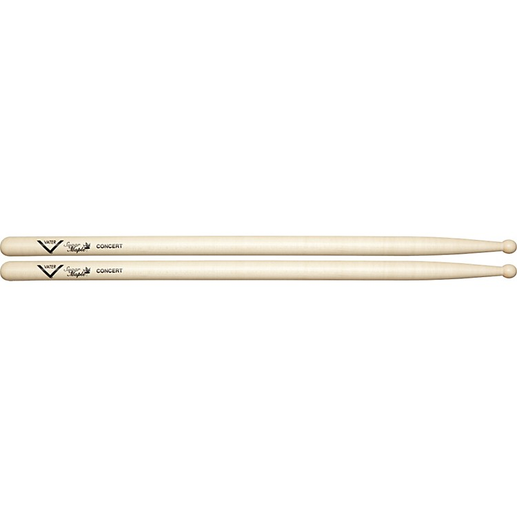 Vater Sugar Maple Drumsticks Concert Wood