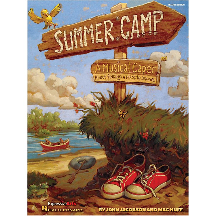 Hal Leonard Summer Camp Singer Edition 5-Pak