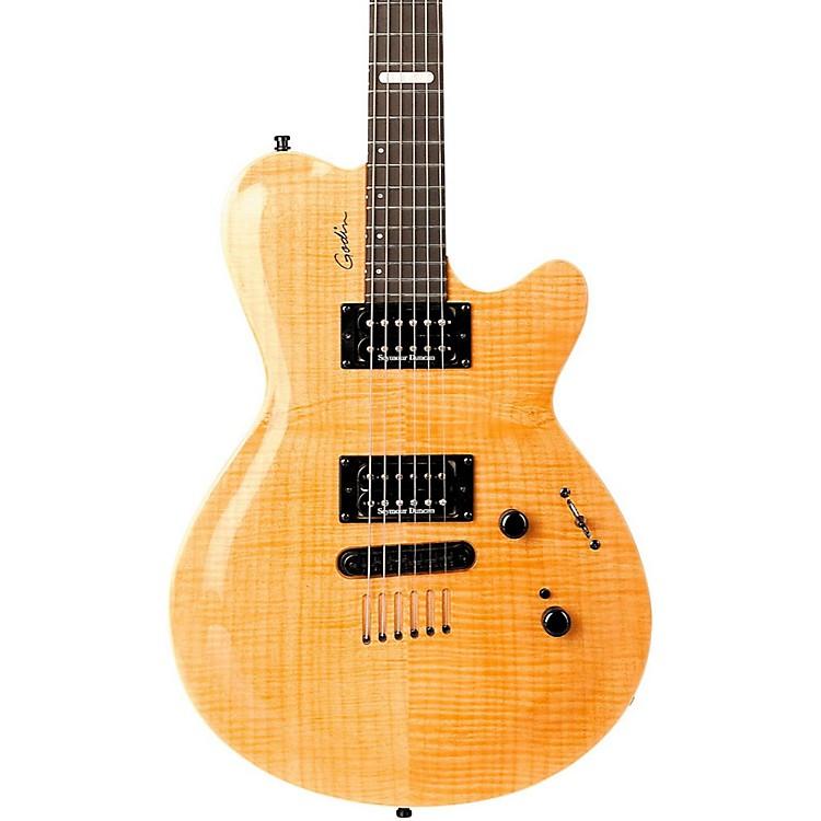 GodinSummit CT Electric GuitarNatural Flame