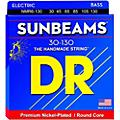DR Strings Sunbeams NMR6-130 Medium 6-String Strings Bass Strings .130 Low B
