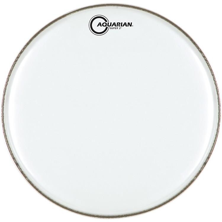 AquarianSuper-2 Clear Drumhead
