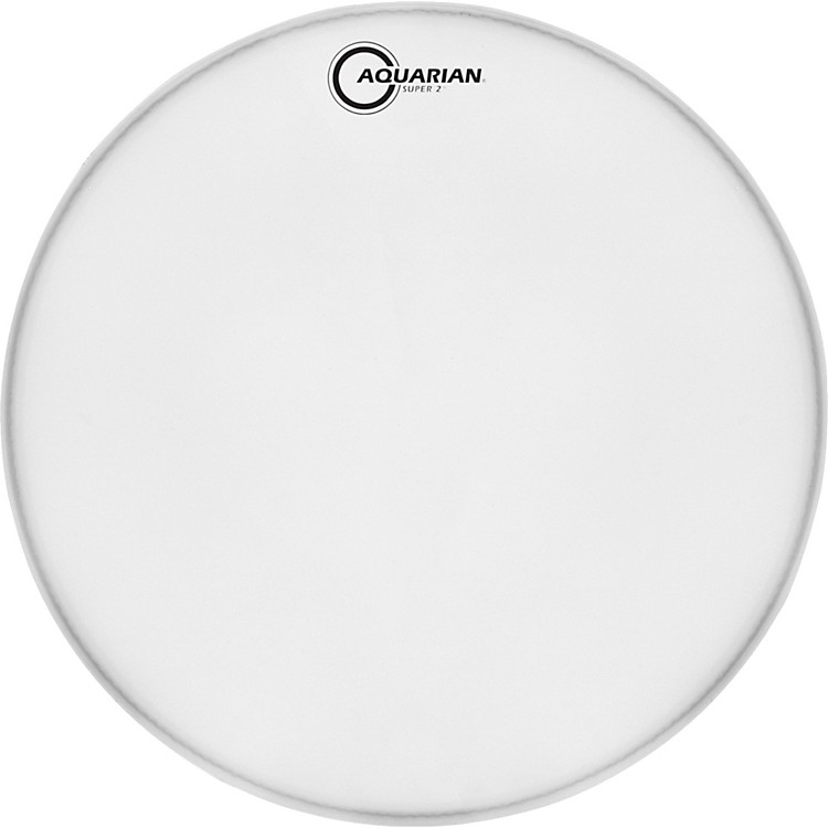 Aquarian Super-2 Coated Drumhead 18 in.