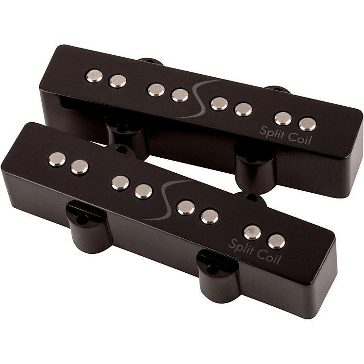 Fender Super 55 Split Coil Jazz Bass Pickup Set