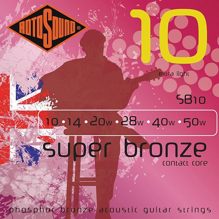 RotosoundSuper Bronze Acoustic Guitar Strings