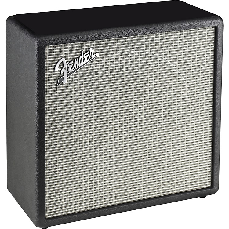 Fender Super-Champ 112 1x12 Guitar Speaker Cabinet Black