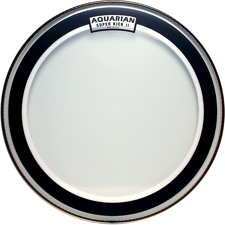 Aquarian Super Kick II Drum Head  22 Inches