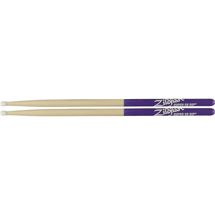 Zildjian Super Nylon Dip Purple 5A