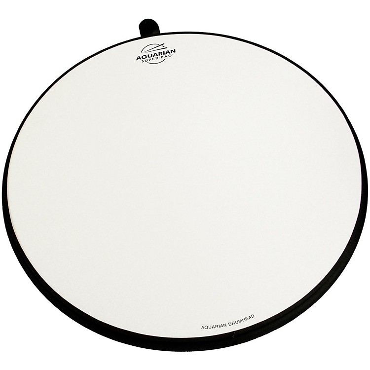 Aquarian Super-Pad Low Volume Drumsurface 12 in.
