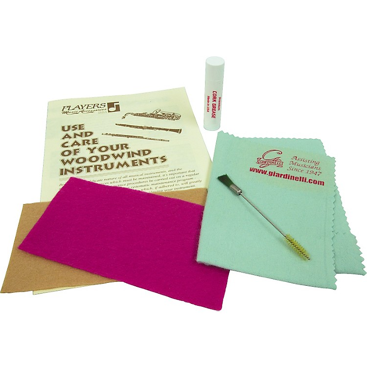 GiardinelliSuper Saver Flute Care Pack