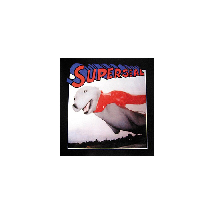 Thud Rumble Super Seal - Skratchy Seal Vinyl
