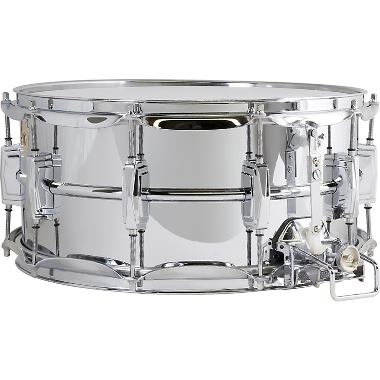 LudwigSuper Sensitive Snare Drum with Classic Lugs