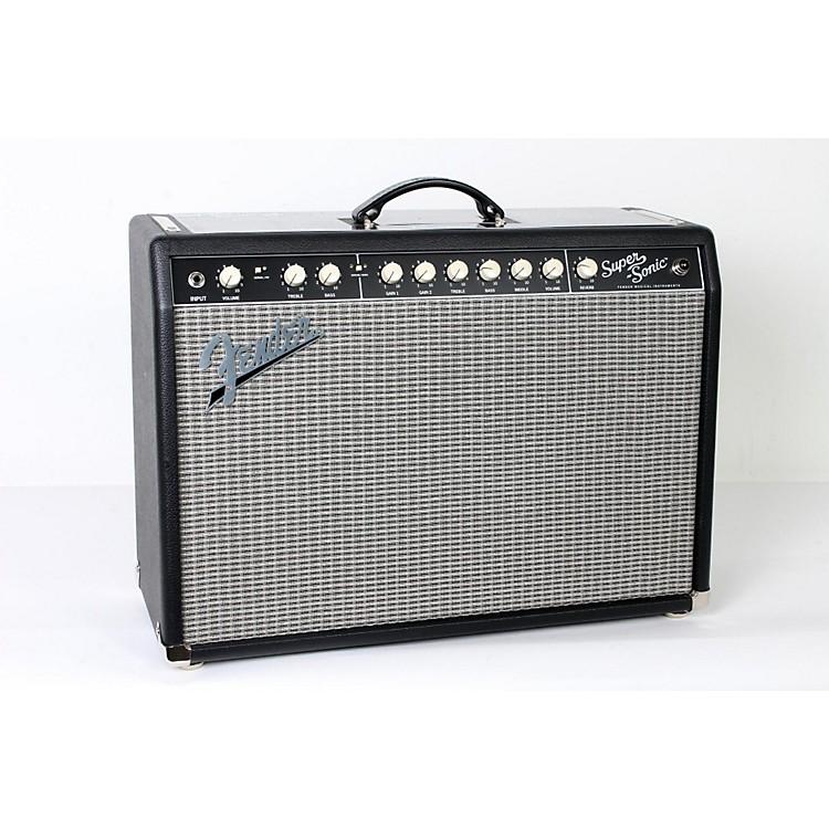 FenderSuper-Sonic 22 22W 1x12 Tube Guitar Combo AmpBlack888365845500