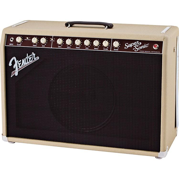 FenderSuper-Sonic 60 60W 1x12 Tube Guitar Combo Amp