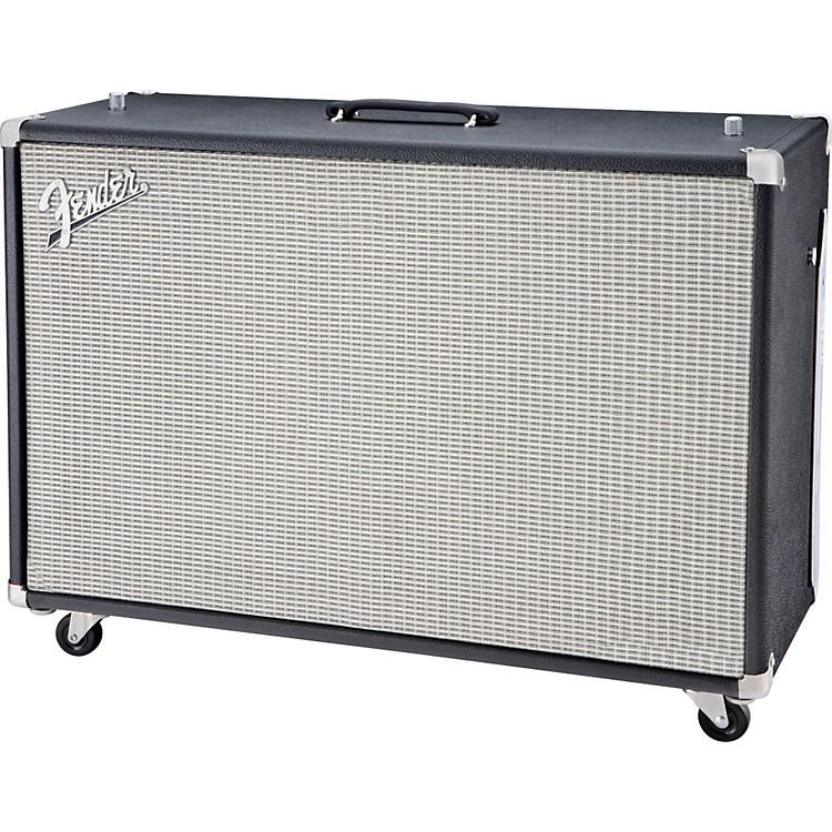 FenderSuper-Sonic 60 60W 2x12 Guitar Speaker CabinetBlackStraight