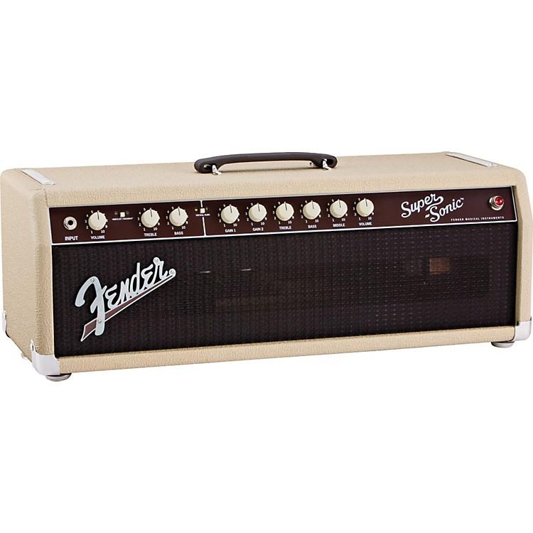 FenderSuper-Sonic 60 60W Tube Guitar Amp Head