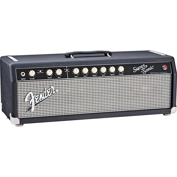 FenderSuper-Sonic 60 60W Tube Guitar Amp HeadBlack