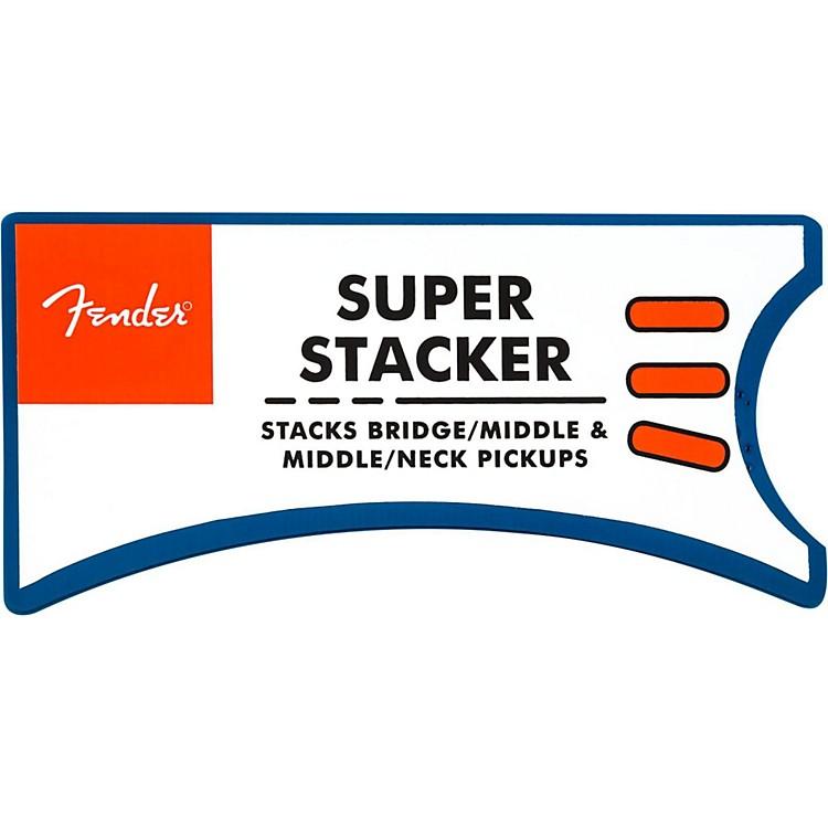FenderSuper Stacker SSS Personality Card