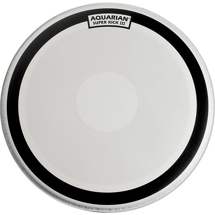 AquarianSuper-kick III Bass Drumhead22 in.