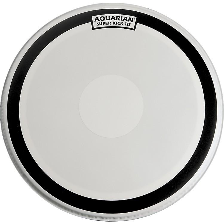 AquarianSuper-kick III Bass Drumhead24 in.