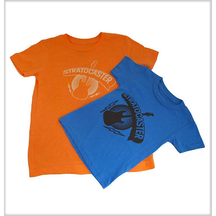 Fender Superhero Kids T-Shirt