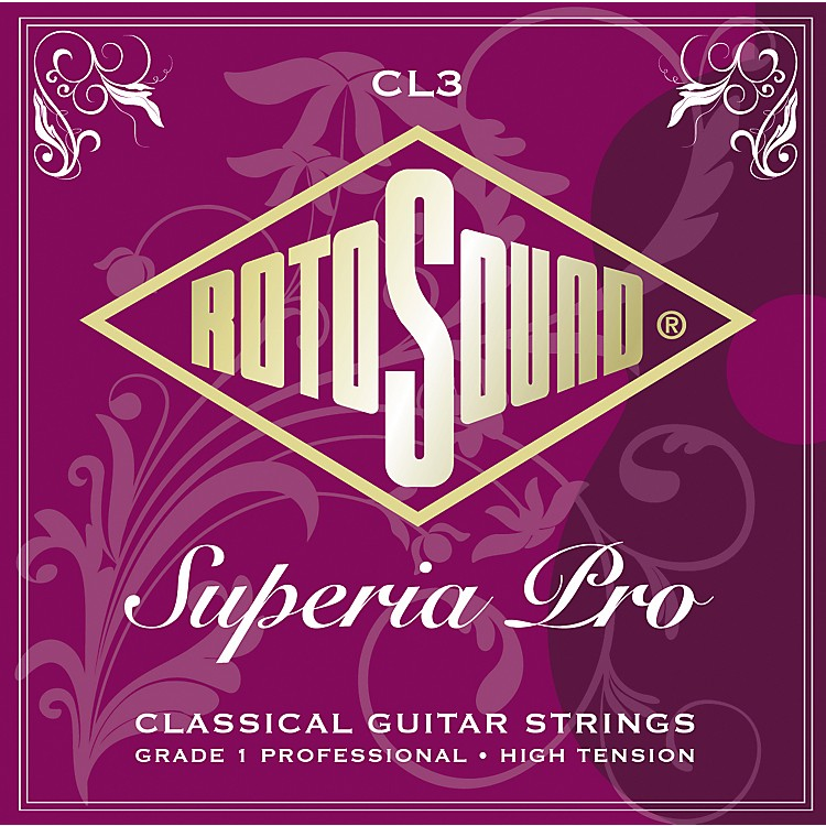 Rotosound Superia Pro C3 Classical Guitar Strings