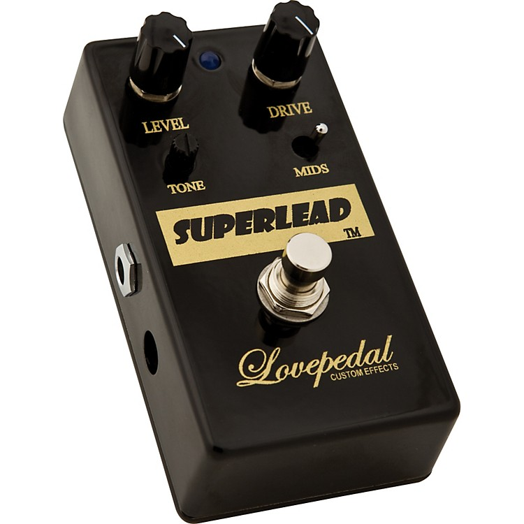 LovepedalSuperlead Distortion Guitar Effects Pedal