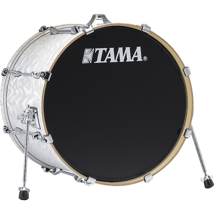 Tama Superstar EFX Bass Drum Satin Turquoise Haze 22 x 18 in.